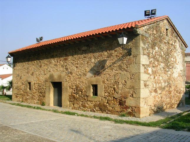 Casa de la Iglesia o Pósito