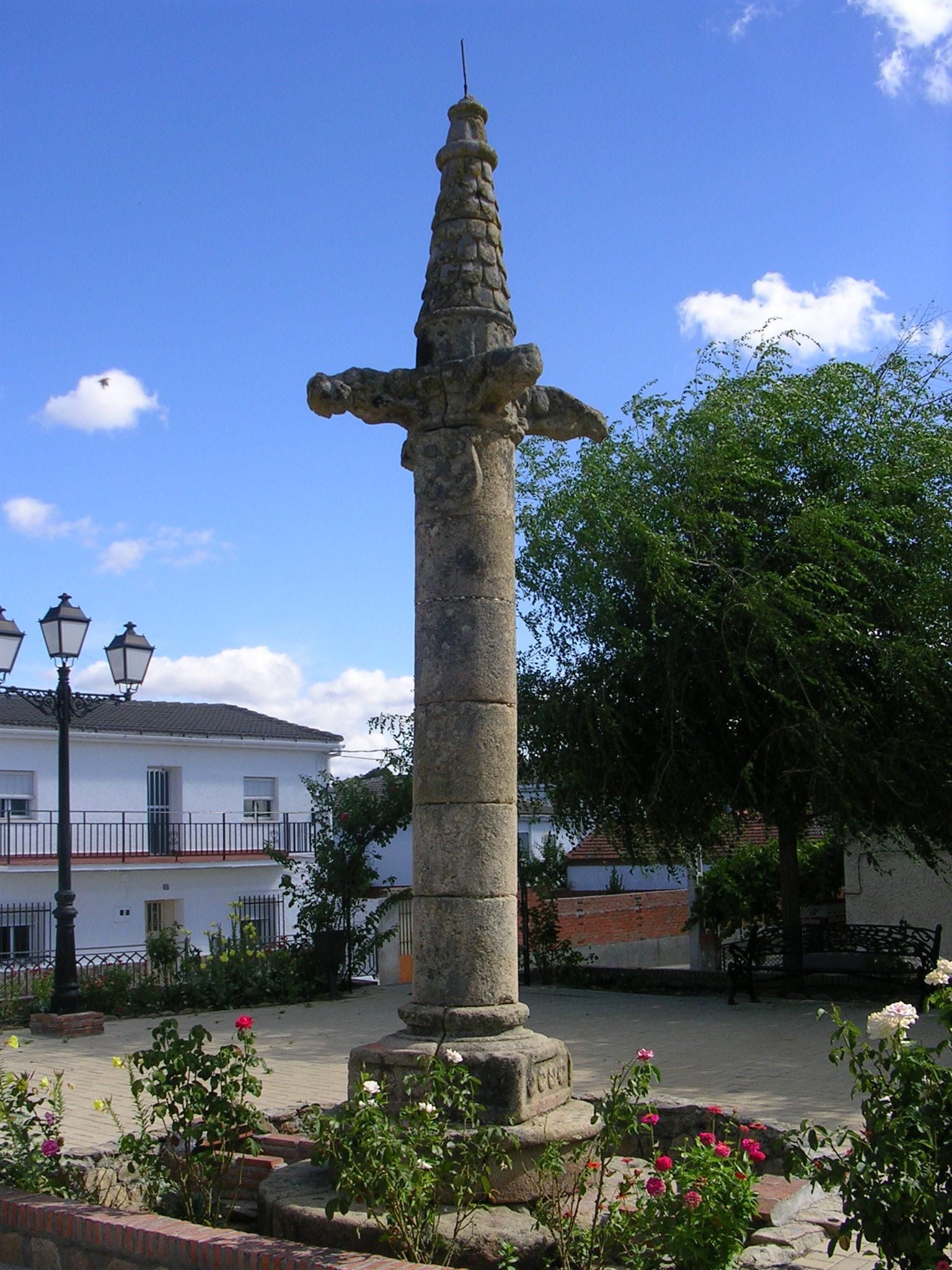 Tres Culturas Monumentos En La Sierra De San Vicente Toledo
