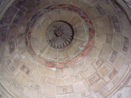 Cúpula de la sacristía de Hinojosa