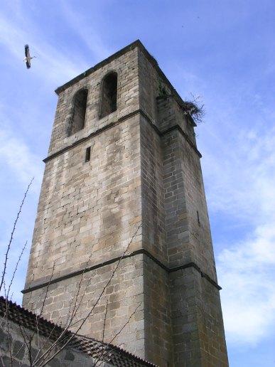 Torre vista desde el ángulo Noreste