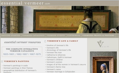 Essential Vermeer