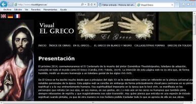 Visual Greco