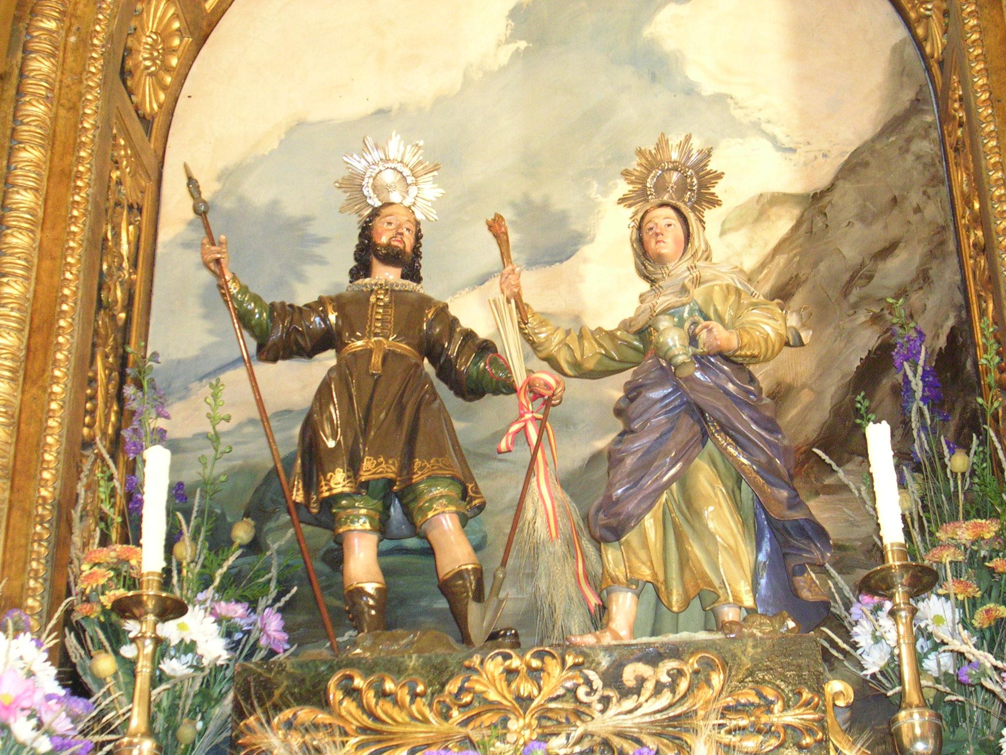 Capilla de la cuadra de san isidro madrid saint isidro for Ministerio del interior san isidro