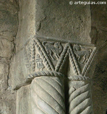 santacristinadelena-capiteles