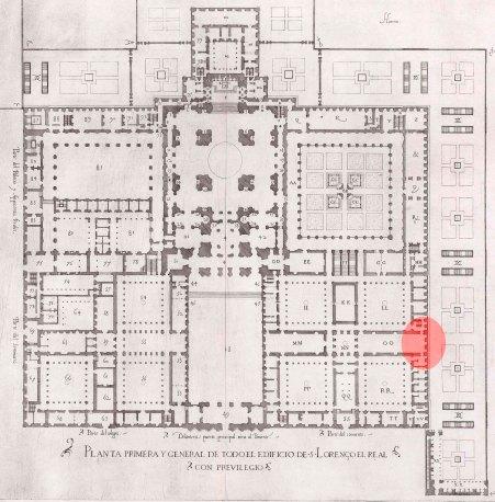 Primer Diseño Planta primera y general de todo el edificio