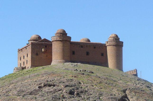 Castillo-de-la-Calahorra