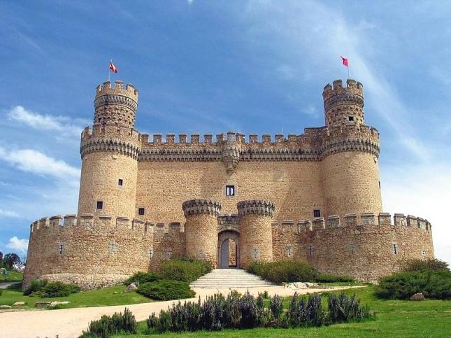 castillo-de-manzanares