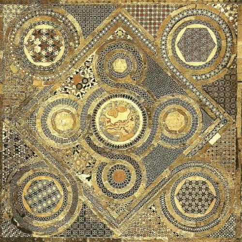 Cosmati paviment Abadía Westminster