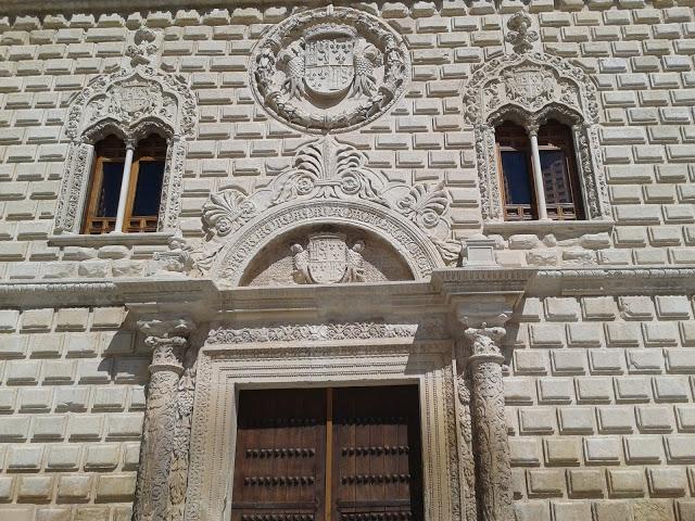 Palacio Cogolludo portada