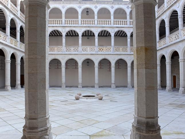 Palacio de Santa Cruz Valladolid