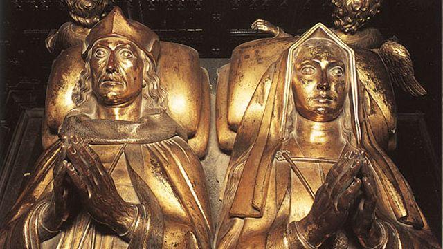 Torrigiano Abadía de Westminster