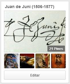 Tablero Juan de Juni