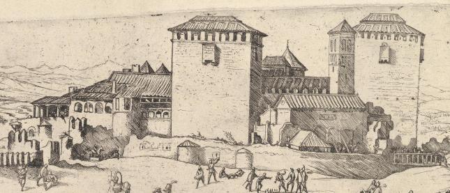 Alcázar 1534