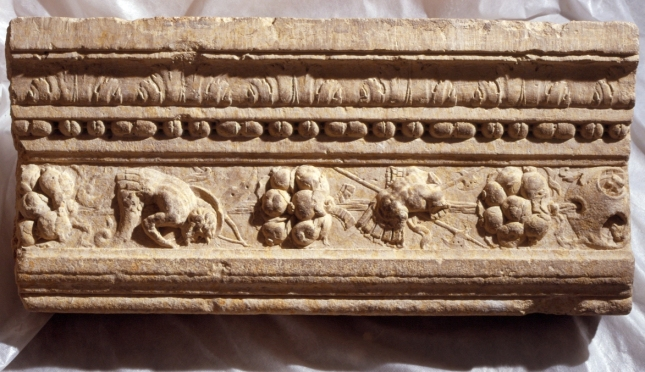 Dintel Alcázar