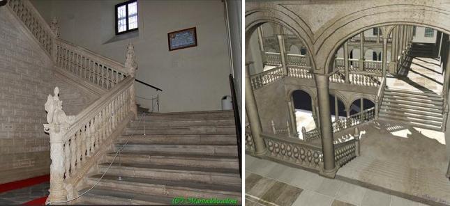 Escalera Covarruvias