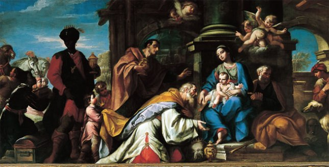 Sante_Prunati_Adoración_de_los_Reyes_Magos_Museo_della_Basilica_Gandino