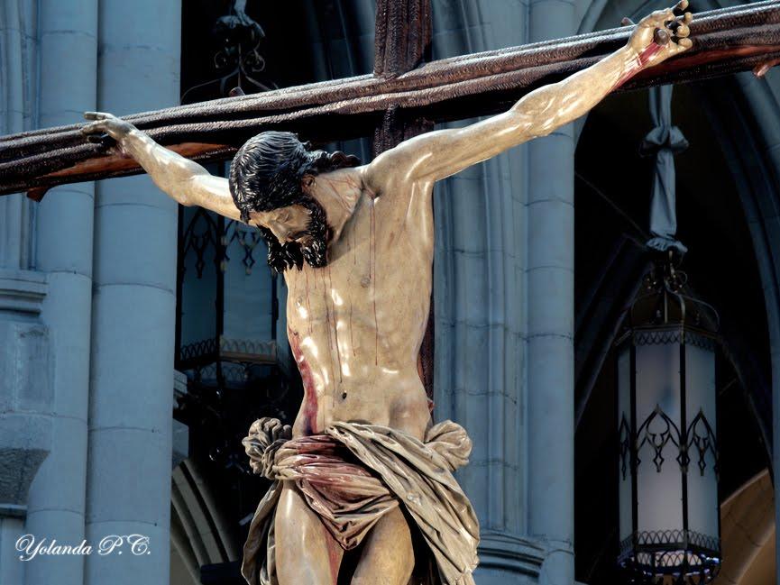 Resultado de imagen de Crucificado de Juan de Mesa madrid