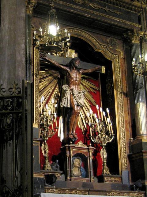 1635. Alonso de Mena. Iglesia San José