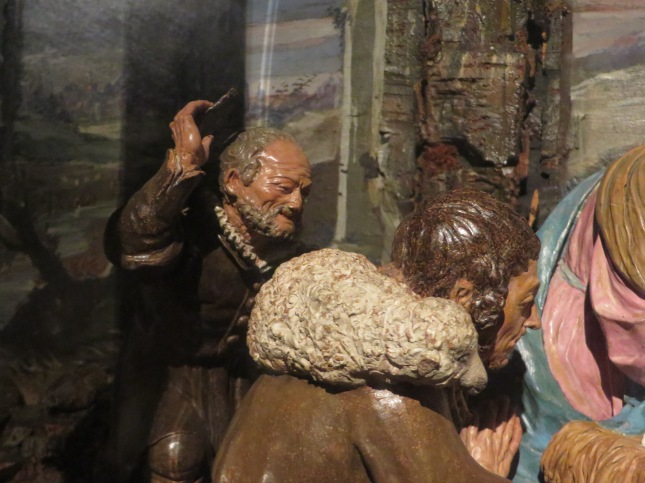 Nacimiento. Convento Santa Teresa. Madrid