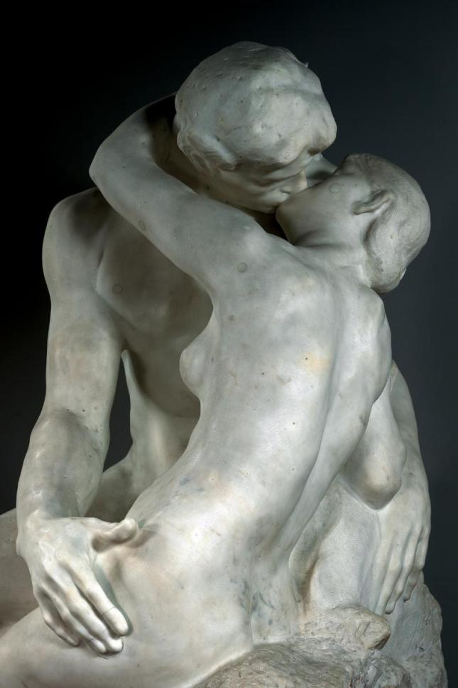 El Beso. Rodin