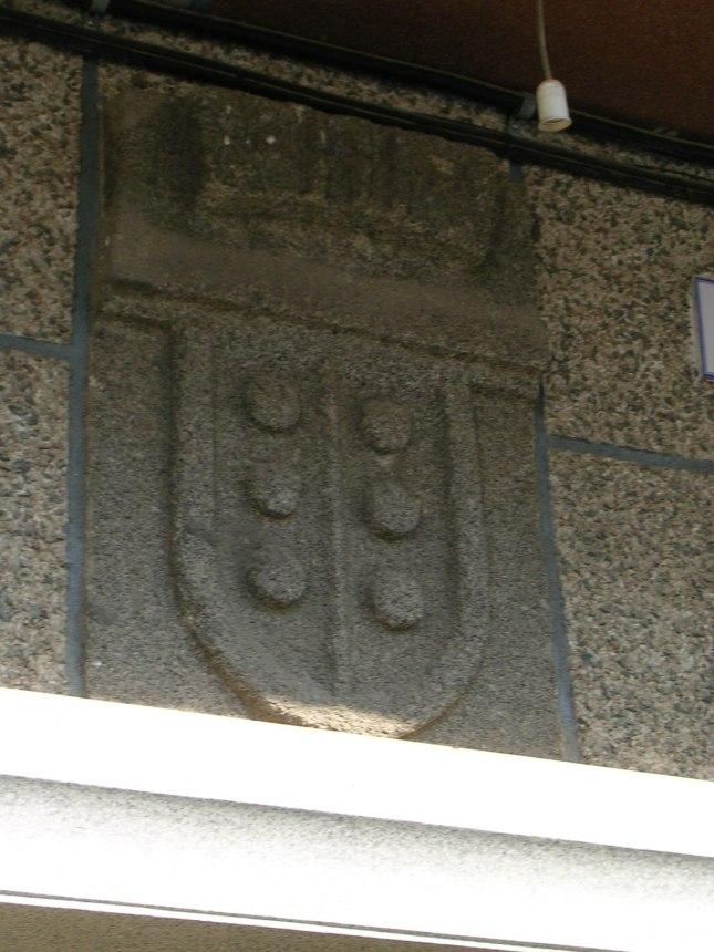 Escudo Dávila Navamorcuende (Toledo)