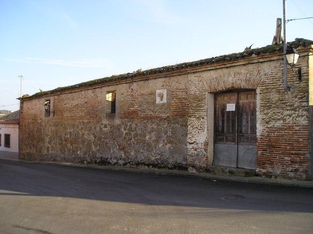 Pósito o panera de Cardiel de los Montes (Toledo)