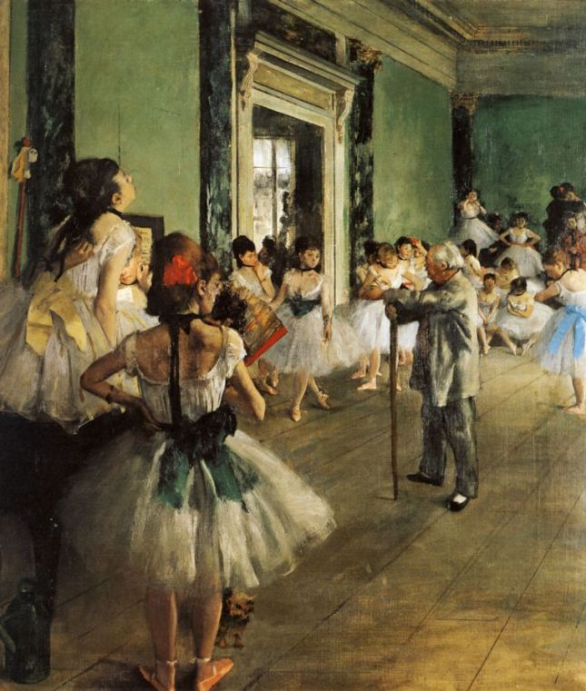 760EdgardDegas-11TheBalletClass1871-1874