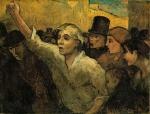 """""""LA HUELGA"""" DE DAUMIER (1860): UNA MIRADAPERSONAL"""